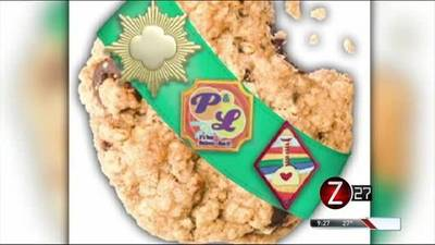 News video: Girl Scouts Reveal New Cookie Flavors for 2015
